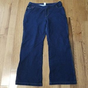 Denim - Pajama Jeans Bootcut